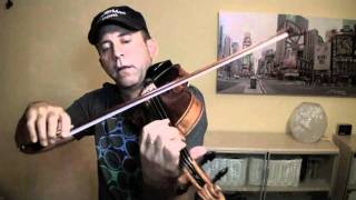 He's A Pirate Violin 1 Part For Fiddlerman.com's