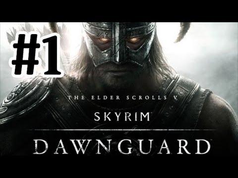 The Elder Scrolls V: Skyrim Dawnguard DLC Walkthrough - Part 1 One Hour Special