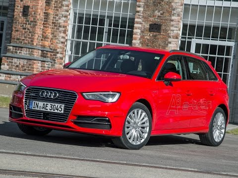 Drive Report: A3 e-tron: First Audi for the socket | Test | Review