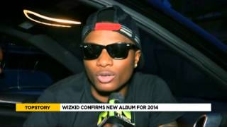 Wizkid confirms CHOSEN album release, talks Kokose collabo with Sound Sultan