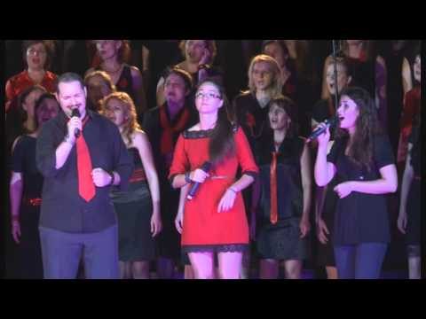 Timisoara Gospel Project TGP 2013 - Take us through the storm