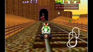 Todos Los Atajos De Mario Kart 64