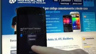 Liberar Samsung Galaxy Nexus I9250 Por Imei Para
