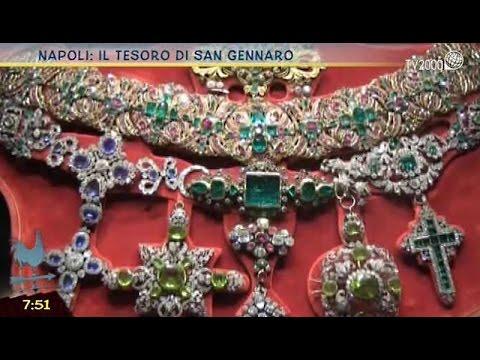 Napoli: il tesoro di San Gennaro