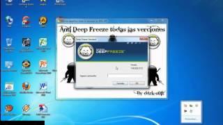 Anti Deep Freeze Para Todas Las Versiones 2012 By