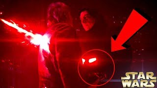 Han Solo Ignited Kylo Ren's Lightsaber – Star Wars Theory Explained