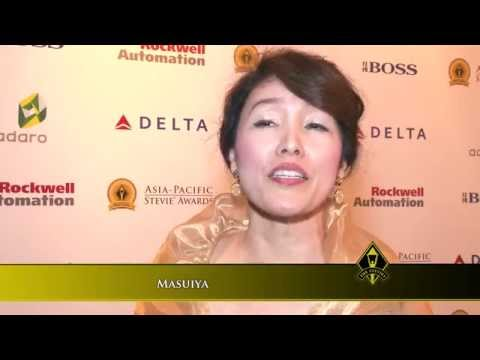 Masuiya wins at the 2014 Asia-Pacific Stevie Awards
