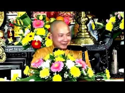 Nhiệm Màu Câu Niệm Phật   Thích Trí Huệ Mới Nhất 2014 mp4