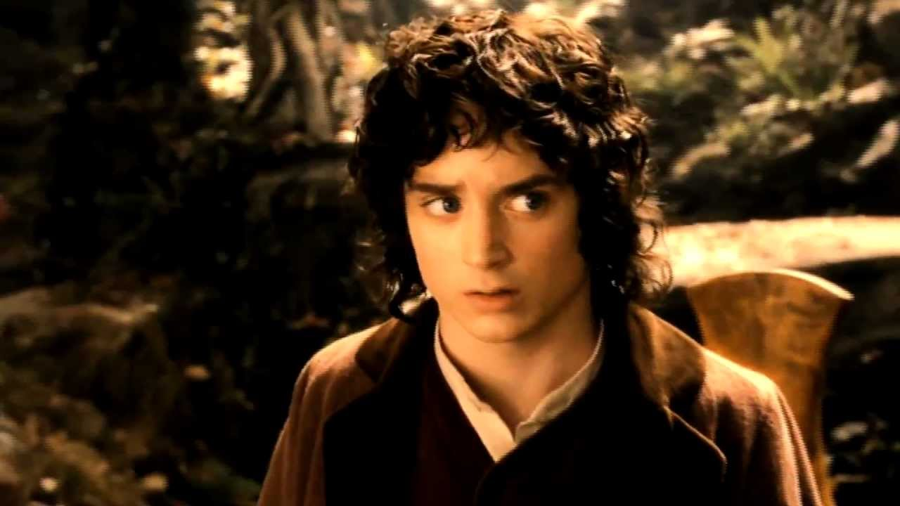 frodo baggins dare you to move youtube