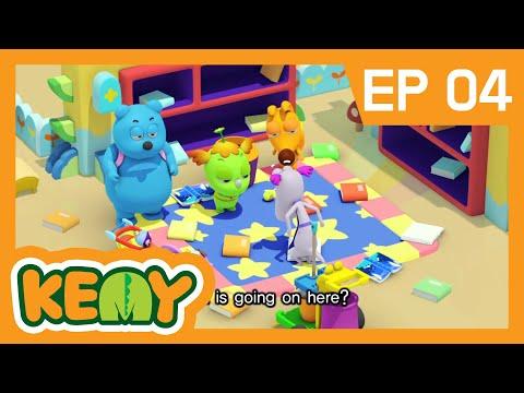 [KEMY Funny Mart] Full Episode l 04 Play ball! #Wondermart #Adventure #Learning