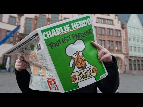 Writers Protest Award For Charlie Hebdo