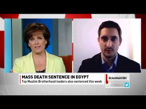 MASS DEATH SENTENCE IN EGYPT