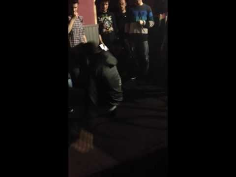 Side vs Nud @ Insane In The Brain (Footwork Battle)