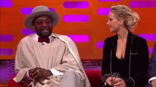 will.i.am interview on The Graham Norton Show