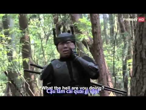 Xem phim Quái Vật Đại Chiến Ninja Tập 1 Sever V I P