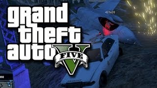 GTA 5 Online Skits – Cops and Robbers — LOL !!!