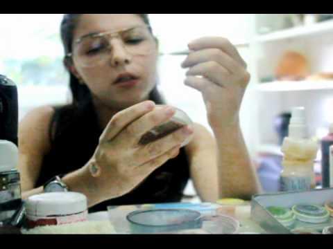 Maquiagem de Efeitos - Prótese Tiro