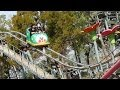 Lady Bird Roller Coaster POV Weird Adorable Little Japanese Ride New Reoma World Japan