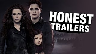 Honest Trailers Twilight 4: Breaking Dawn