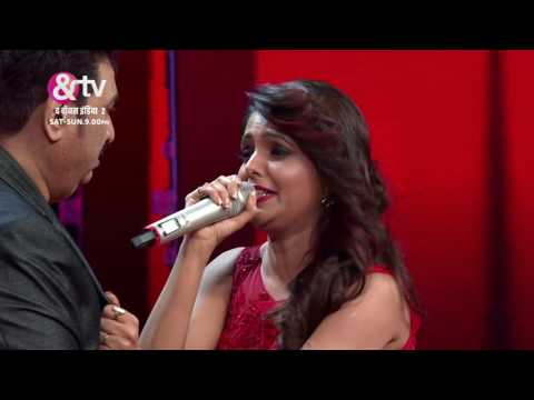 Sugandha Mishra Mimics Kajol | Moment | The Voice India S2 | Sat-Sun, 9 PM