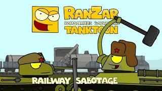 Tanktoon - Sabotáž