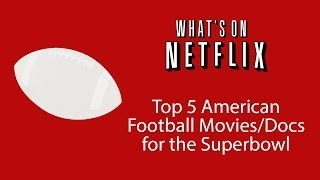 Best American Football Movies On Netflix