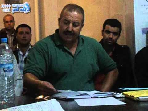 كلمة علي بلمزيان في اليوم التضامني مع المعتقلين