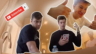 0 Subscriber Prank on CHANCE and ANTHONY!