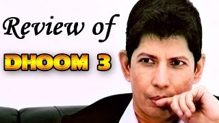 Dhoom 3 : Online Movie Review