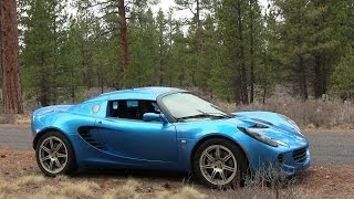Lotus Elise Car Review
