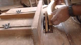 Como fabricar silla de madera