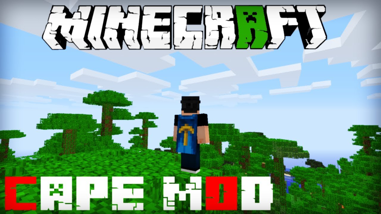 how to get a cape in minecraft 1.11 2