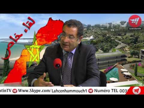 لقاء خاص مع محمد بودرة رئيس المجلس البلدي للحسيمة