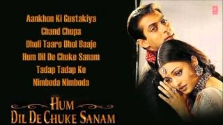 Hum Dil De Chuke Sanam Full Audio Songs