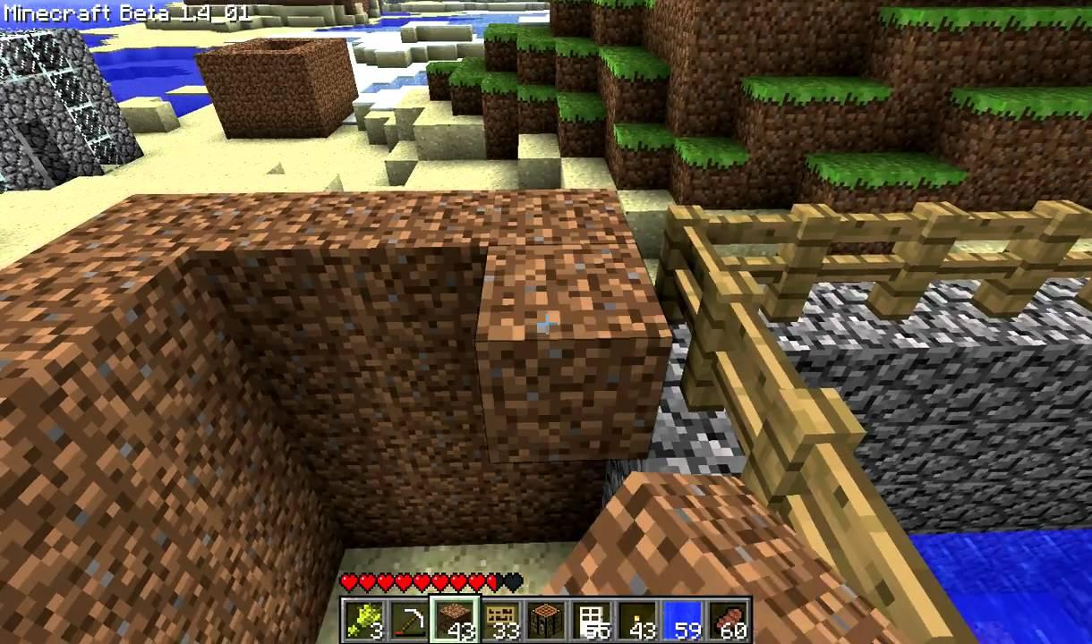 Minecraft Door With Lock