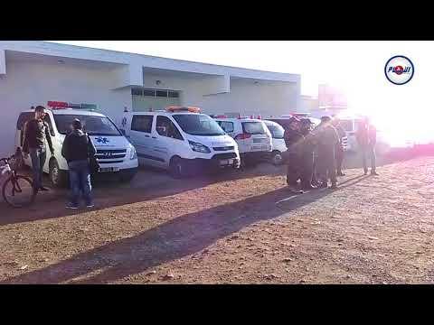 أول فيديو بعد فاجعة الصويرة ولحظة انتظار تسليم الضحايا