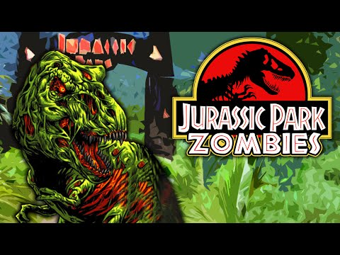 JURASSIC PARK ZOMBIES ★ Call of Duty Zombies