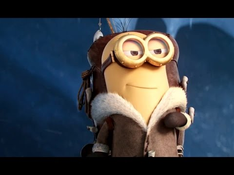 Minions Trailer #1 (2015) Steve Carell Movie HD