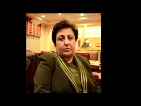 Shrin Ebadi talks about New Iran Sanctions Aimed At Human Rights Violators