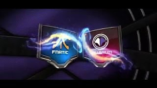 FNATIC vs MILLENIUM Week 5 Day 2 EU LCS Summer Split 2014 - ...
