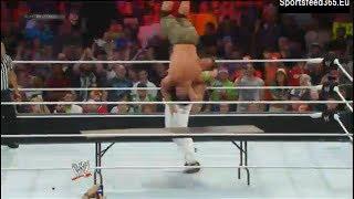 WWE PAYBACK 2014 JOHN CENA VS. BRAY WYATT LAST MAN