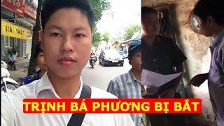 NÓNG: An ninh Hà Đông mặc thường phục xông vào nhà bắt Trịnh Bá Phương là con trai TNLT Cấn Thị Thêu