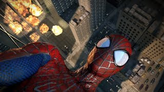 The Amazing Spider-Man 2 Video Game Launch Trailer UK HD
