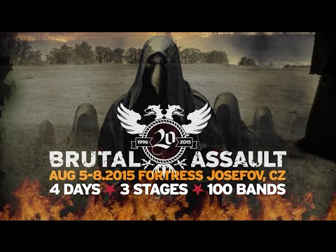 Brutal Assault 20 - trailer