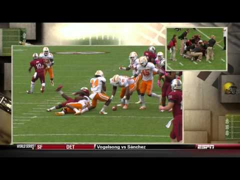 Marcus Lattimore Injury 2012