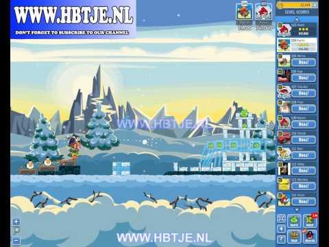 Angry Birds Friends Tournament Week 86 Level 4 high score 153k (tournament 4)