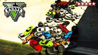 GTA 5 Demolition DERBY!!! Live Stream Hanging With The