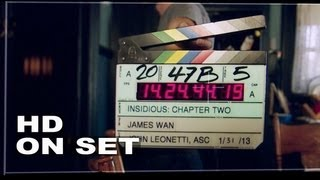 Insidious Chapter 2: Behind The Scenes Part 1 Of 2 (Broll