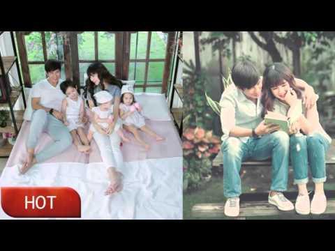 tin tuc sao viet_Lý Hải, Minh Hà, tung ảnh gia đình ngọt ngào đáng ghen tị