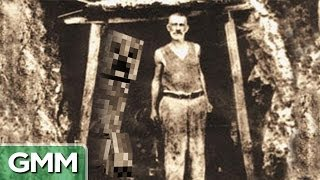 Real Life Minecrafter Digs for 38 Years